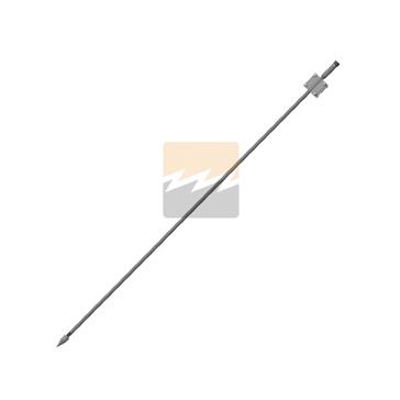 Комплект заземления ГТ-15 нержавеющая сталь