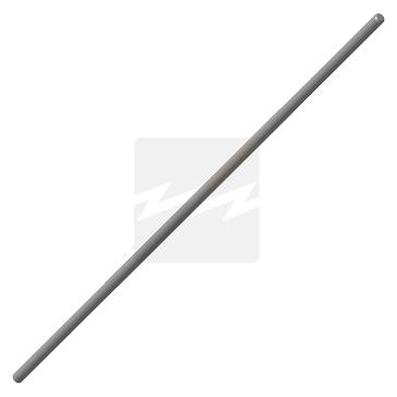 Стержневой молниеприемник (оцинкованная сталь) - 3 м