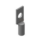 Кабельный наконечник для проводника 16 кв. мм, ТМЛ 16, луженая электротехническая медь