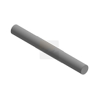 Круг стальной оцинкованный 16 мм, хлыст 6 м