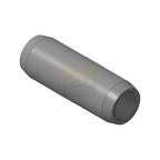 Муфта соединительная оцинкованная 16 мм (М16)