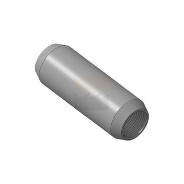 Муфта соединительная нержавеющая 17,2 мм (3/4``)